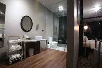 Nhapha Khao Yai Resort - Bathroom  - #0