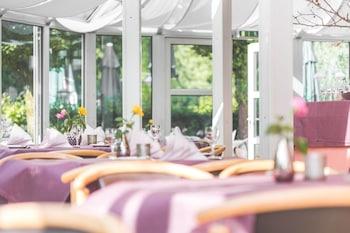 Hotel Rosengarten Am Park - Restaurant  - #0