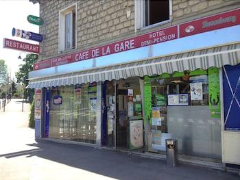 Café de la gare - Hotel Front  - #0