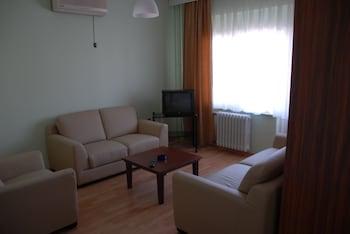 VIP Apart Hotel - Living Room  - #0