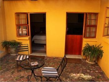 A Little Paradise Guest House - Terrace/Patio  - #0