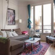 斯馬特出租巴黎中央現代開放式公寓飯店