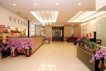 Leader Business Hotel - Interior Entrance  - #0
