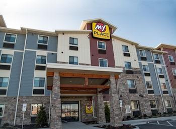 密蘇里東堪薩斯獨立城我的家飯店