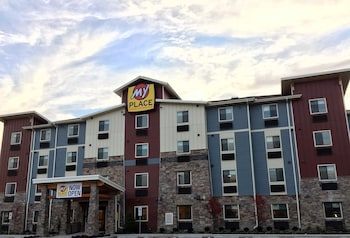 My Place Hotel- Kansas City/Independence, MO - Hotel Front  - #0