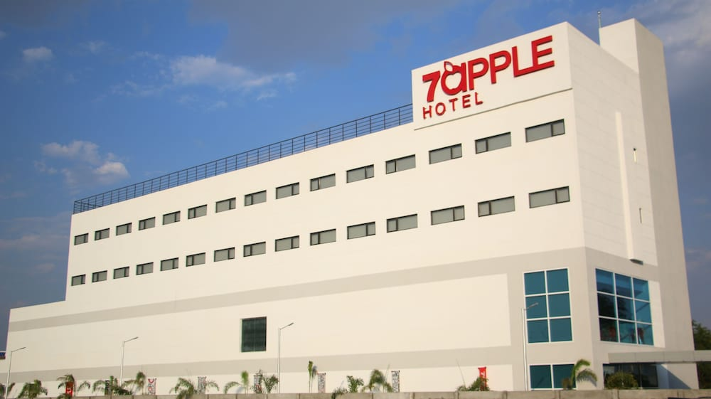 7Apple Hotels Aurangabad
