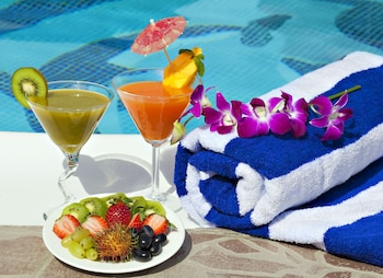 Sun & Sands Sea view hotel - Outdoor Pool  - #0