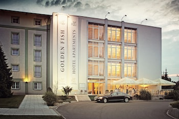 Golden Fish Hotel Apartments