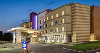 Fairfield Inn Suites By Marriott Sidney In