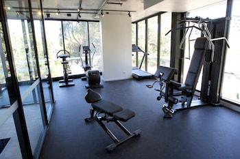 Playhouse Apartments - Gym  - #0