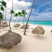珊瑚海灘村莊飯店