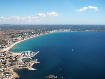 Hipotels Playa de Palma Palace - Adults Only - Aerial View  - #0