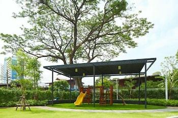 Airport Link Hua Mak Condo - Childrens Area  - #0
