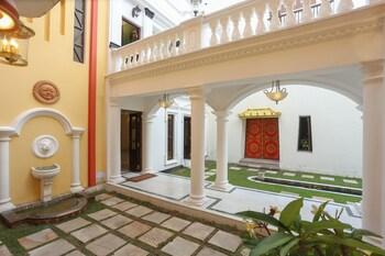 Baber Mahal Vilas - Exterior  - #0