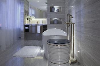 Guangzhou Crystal Orange Hotel - Bathroom  - #0