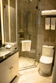 Wyndham Grand Xian Residence - Bathroom  - #0