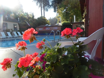 Riverlane Resort in Guerneville, California