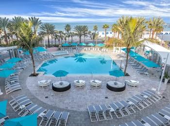 Wyndham Clearwater Beach Resort in Clearwater Beach, Florida