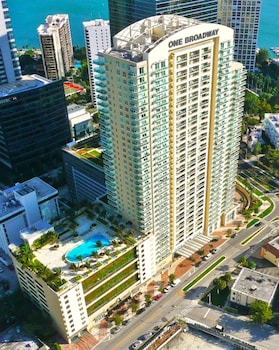 Nuovo Miami Apartments at Brickell-Downtown