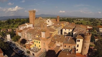 Casina al Forte Marcianese - Aerial View  - #0