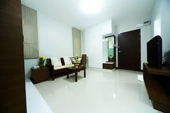 Central place serviced apartment 1 - Living Area  - #0