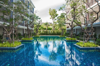 The Title KR Beach Condotel Rawai Phuket - Outdoor Pool  - #0