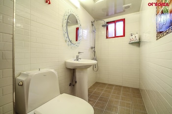 Hotel Secret Bupyeong - Bathroom  - #0