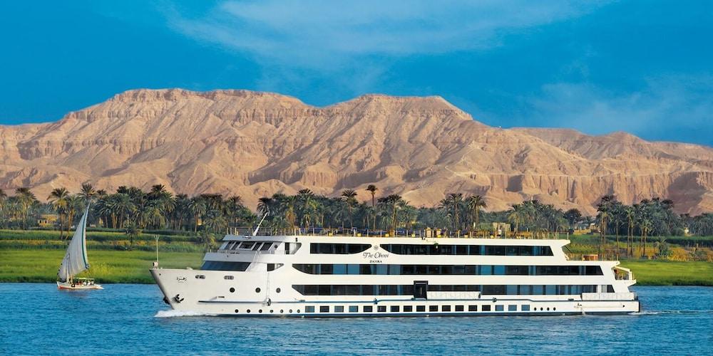 HS The Oberoi Zahra, Luxor-Aswan 7 Night Cruise Tue-Tue