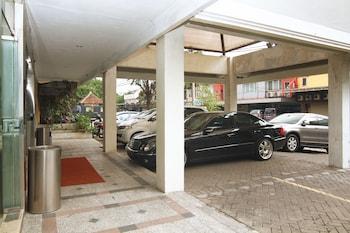 Airy Ngagel Jaya Surabaya - Parking  - #0