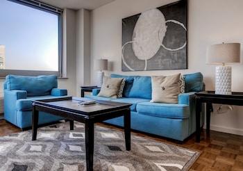 Global Luxury Suites at Raritan in Raritan, New Jersey