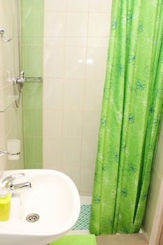 Amalienau Hostel & Apartments - Bathroom  - #0