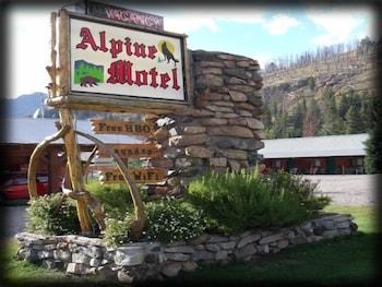 Alpine Motel - Featured Image  - #0