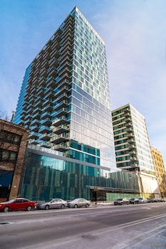 Luxury Suites in South Loop Chicago