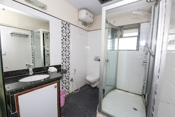 FabHotel Sreemaa Salt Lake - Bathroom  - #0