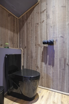 Péniche Tic et Tac - Bathroom  - #0