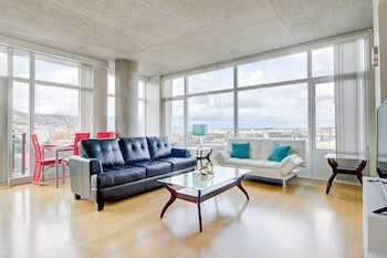 Furnished Suites in the Pearl District