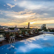 藍船設計飯店