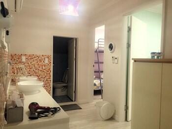 Gwangalli Guesthouse Jnehouse - Hostel - Bathroom  - #0