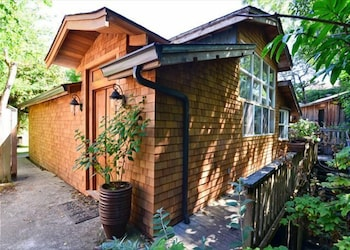 Magic Garden Home in Arcata by RedAwning