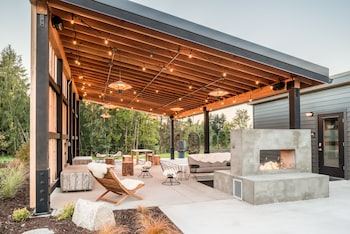 Lodges on Vashon in Vashon Island, Washington