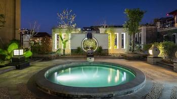 Yongtai Smiler Hotspring Hotel - Outdoor Spa Tub  - #0