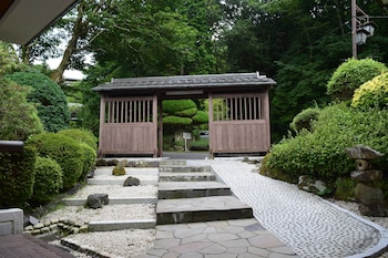 TOP Resort Hakone Onsen Goku no Yado - Courtyard  - #0