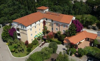 Hotel Mediterraneo - Aerial View  - #0