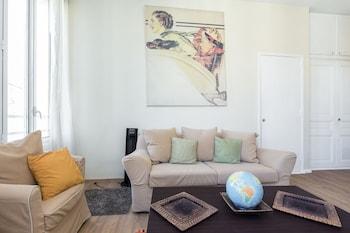 Le Cerf - Living Area  - #0