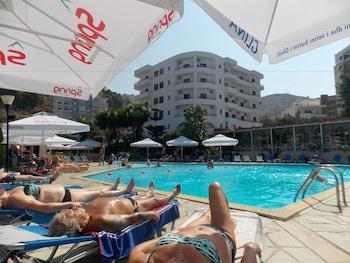 Hotel Mediterrane - Aerial View  - #0