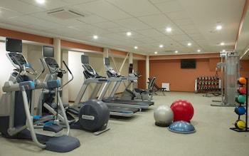 Hilton Garden Inn Volgograd - Fitness Facility  - #0