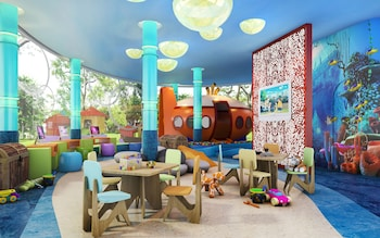Ananda Hua Hin Resort & Spa by Compass Hospitality - Childrens Play Area - Indoor  - #0