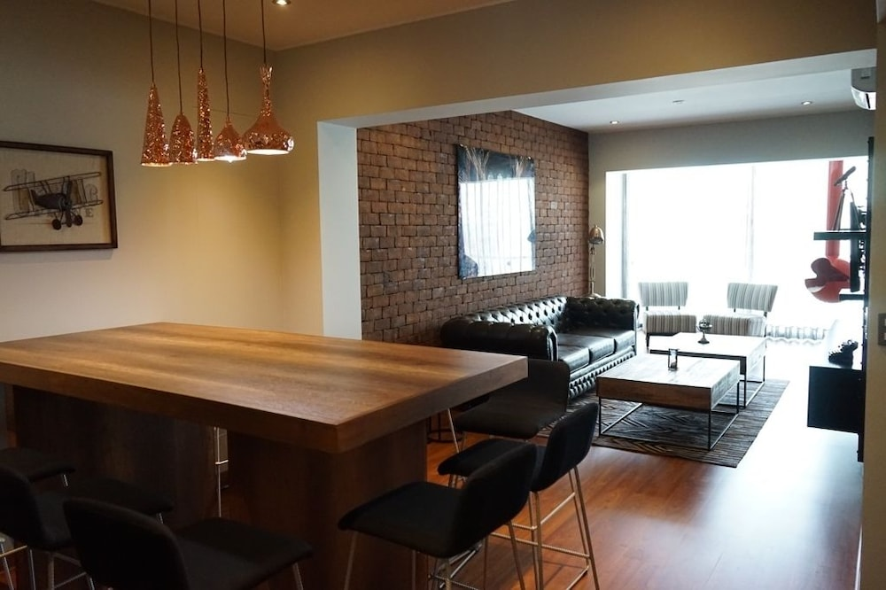 Larcomar Luxury Penthouse