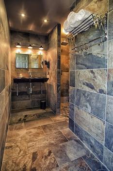 Hotel E Tre Stelle - Bathroom  - #0