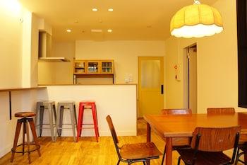 The Next Door Hostel, lower east nine - In-Room Dining  - #0